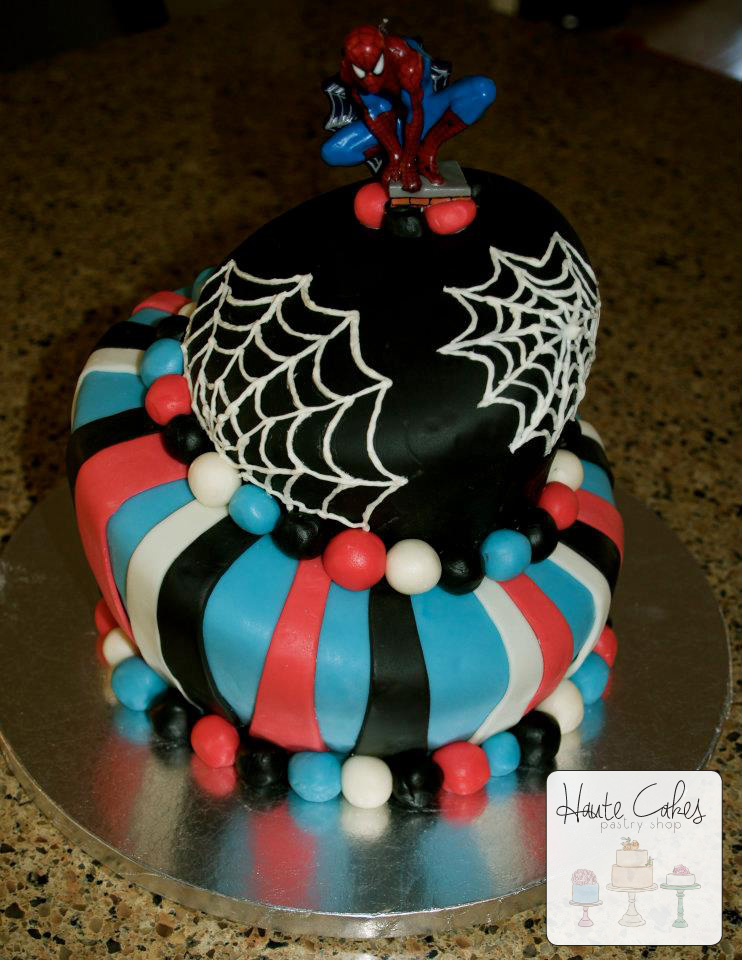 Spiderman Cake Specialty Cake Ideas And Designs
