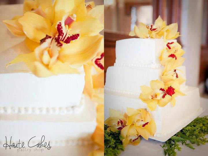 Northern VA Wedding Cakes – Wedding Cakes | Haute Cakes Pastry Shop