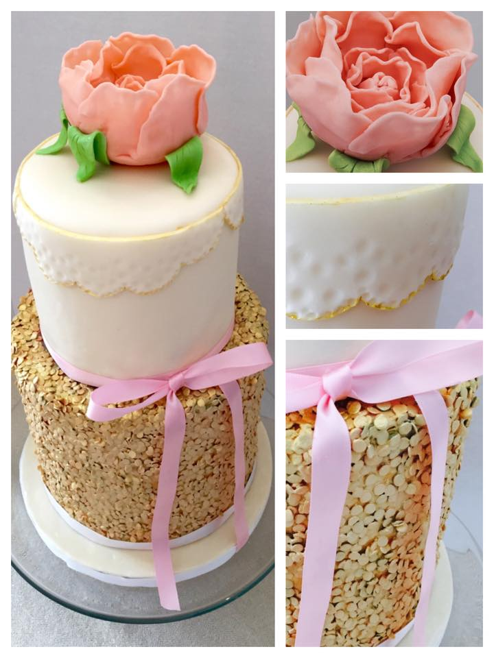 Glitter Cake Pops Tutorial